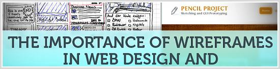 The Importance Of Wireframes In Web Design And 9 Tools To Create Wireframes